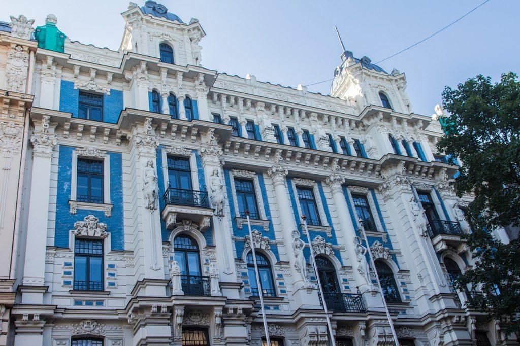 Top 10 Riga: Jugendstil