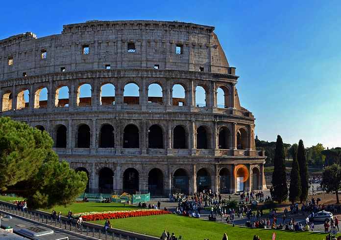 Top 10 Rom: Kolosseum