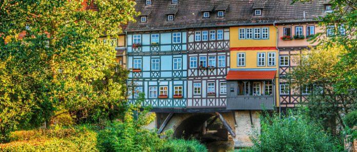 Top 10 Sehenswürdigkeiten Erfurt