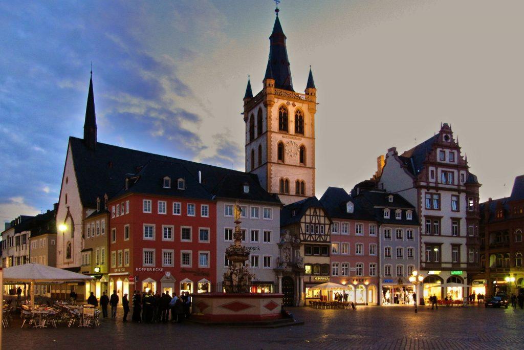 Die schönsten Städte Deutschlands. Trier.