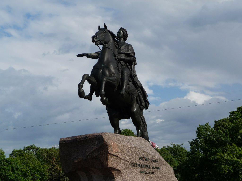 Top 10 Sehenswürdigkeiten St. Petersburg-Der eherne Reiter