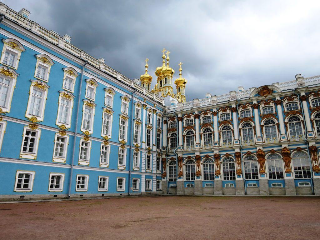 Top 10 St Petersburg: Katharinenpalast