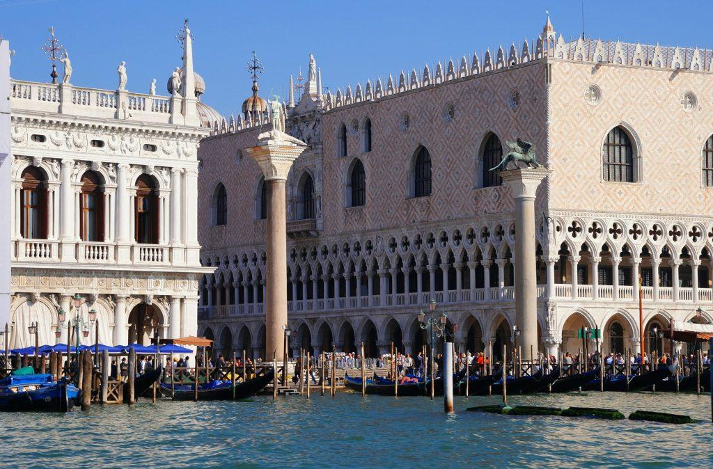 Top 10 Venedig: Dogenpalast
