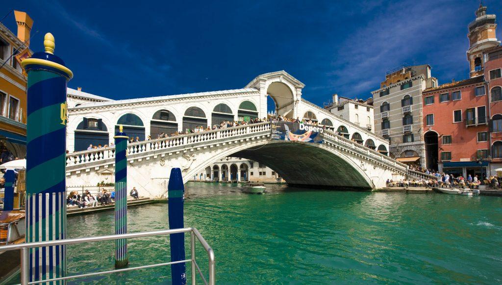 Top 10 Venedig: Rialtobrücke
