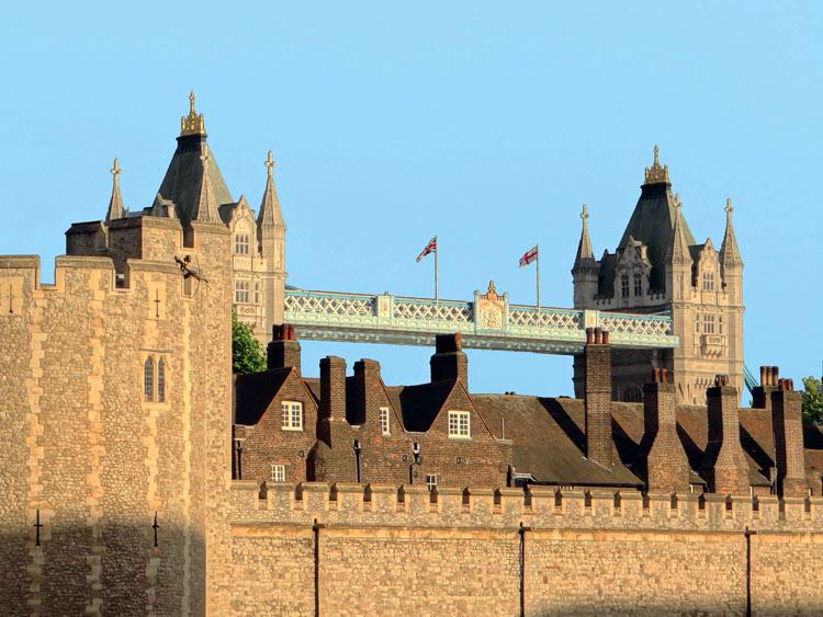 Tower of London. London Sehenswürdigkeiten.