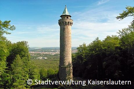 Turm Pfälzer Wald Kaiserslautern