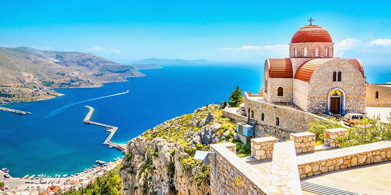 Griechenland Sehenswürdigkeiten
