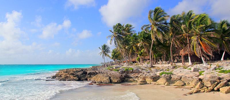 Urlaub in Mexiko