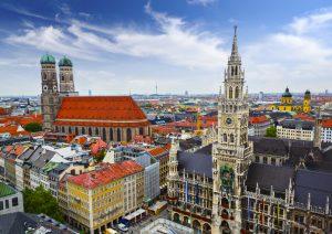 Urlaub im August: München Städtetrip