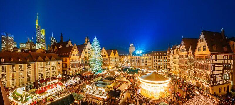 Urlaub im Dezember: Weihnachtsmarkt