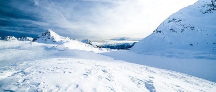 Urlaub im Februar: Berge