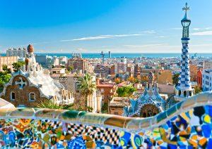 Urlaub im Juni: Barcelona Parc Guell