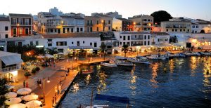 Urlaub im Juni: Spanien Sonnenuntergang