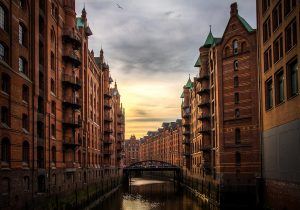 Urlaub im Maerz: Hamburg Speicherstadt