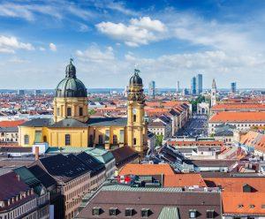 Urlaub im September: Wochenende München