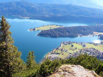 Top 7 schönste Badeseen Deutschland. Walchensee.