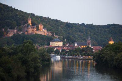 Wertheim, Spessart-Mainland, Franconia, Baden-Württemberg, Germany