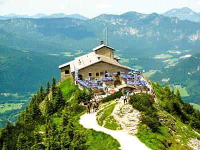 Berchtesgaden Hütte