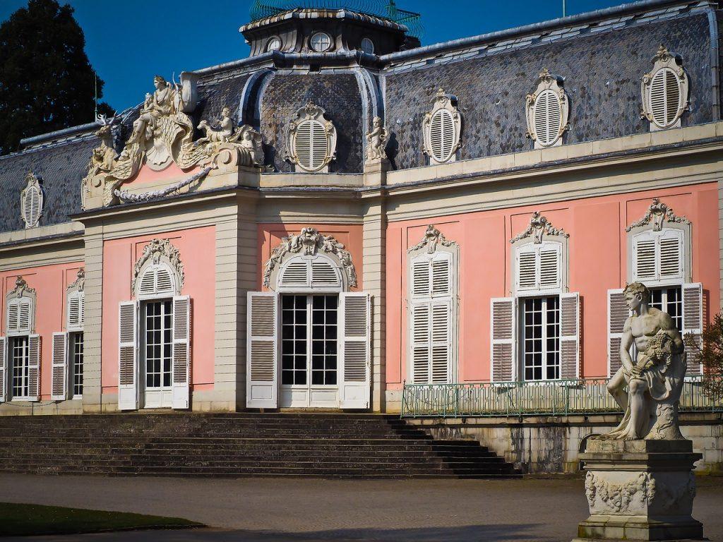 Benrath Schloss