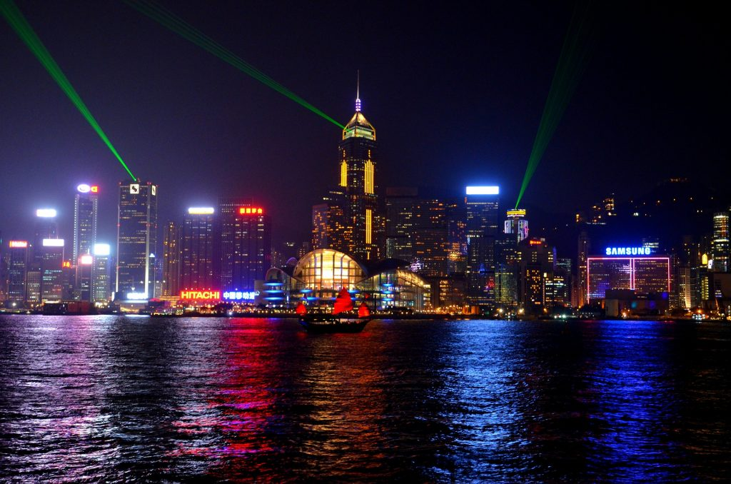 hong-kong-symphony of lights