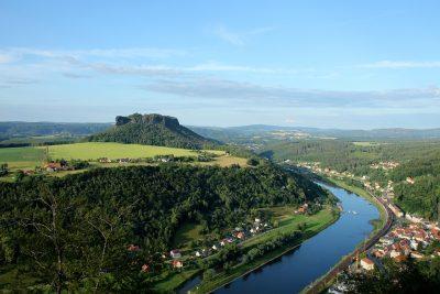 Sächsische Schweiz Ausblick