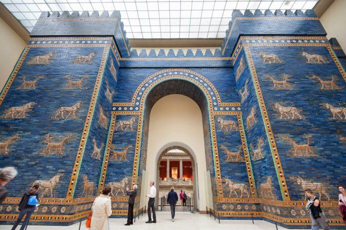 متحف بيرجامون، برلين
