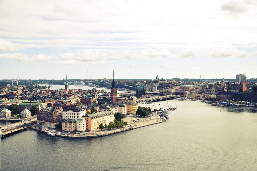 Top 10 Sehenswürdigkeiten Stockholm. Gamla Stan.