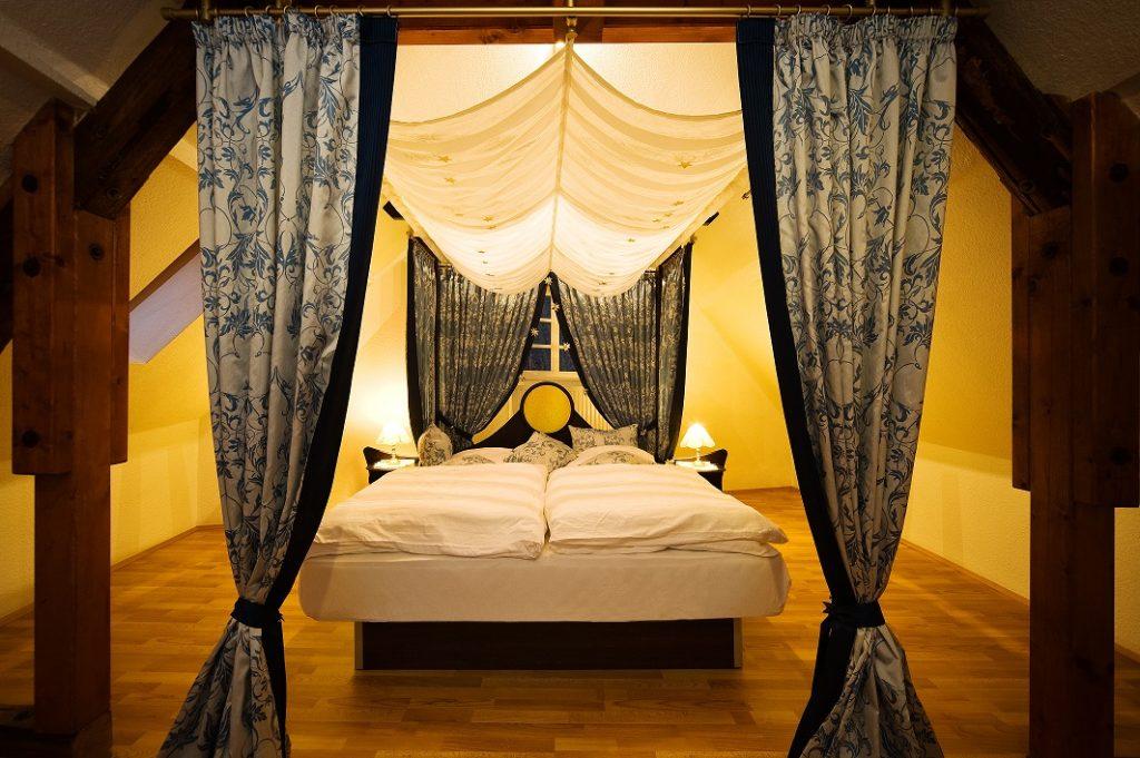 Romantikzimmer, Märchenhotel
