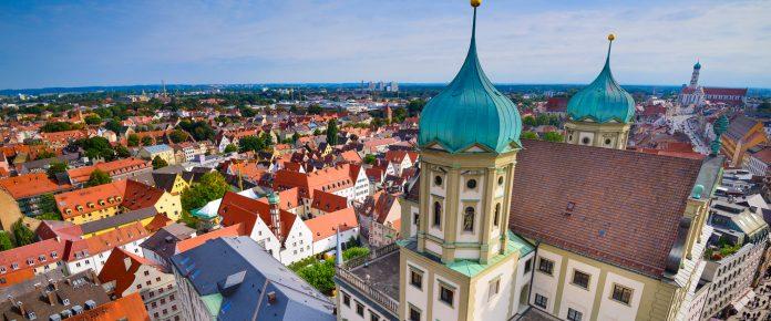 Sehenswürdigkeiten in Augsburg
