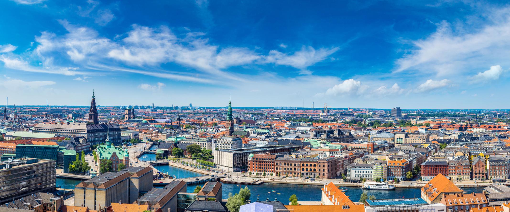 Zeitzone Dänemark