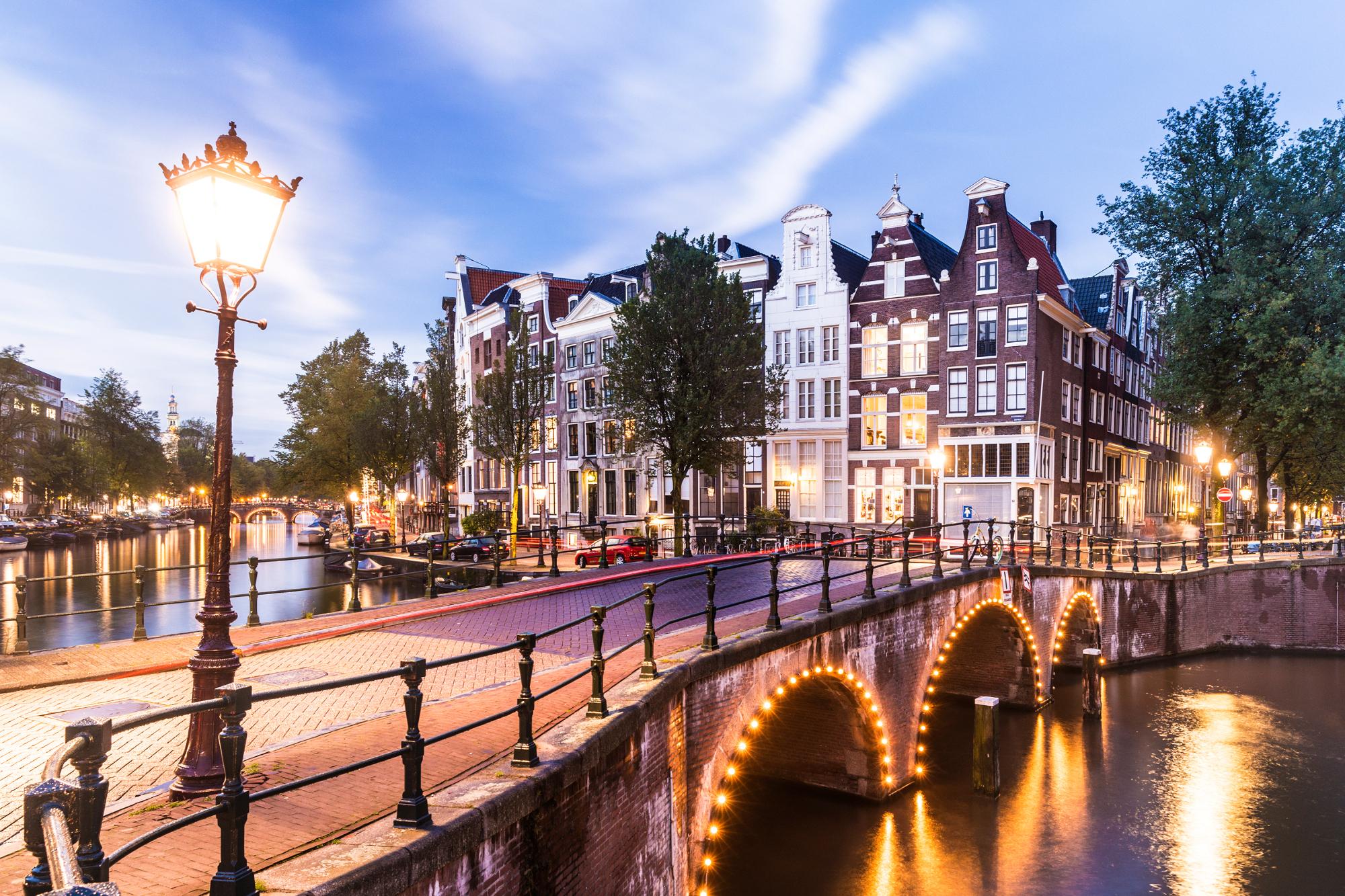 Niederlande Zeitzone