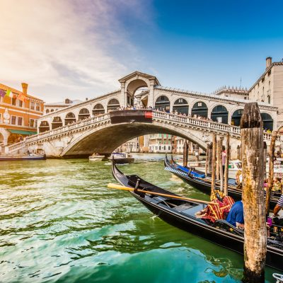 Städtetrip Venedig