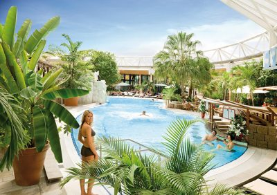 Top 10 Thermen deutschland. Therme Erding.