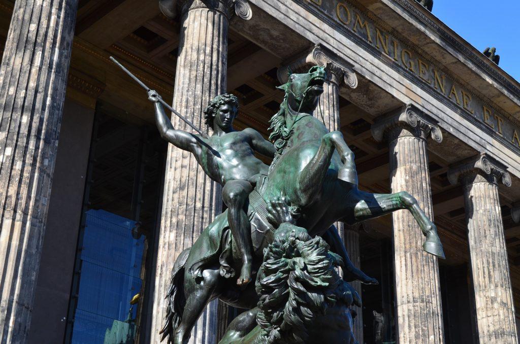 Top 5 der sehenswertesten Museen Berlin. Pergamonmuseum.
