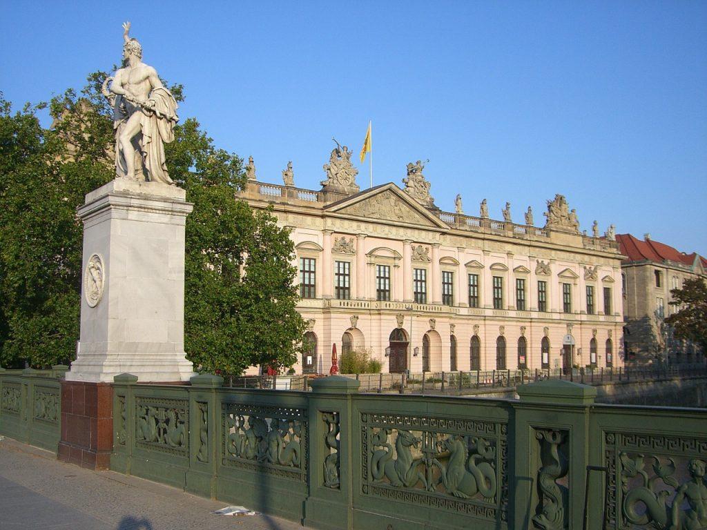 Top 5 der sehenswertesten Museen Berlin. Deutsches Historisches Museum.