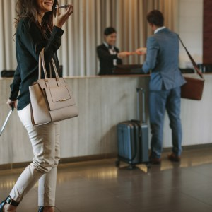 Pay foreign hotels in the right way – have VAT refunded automatically.