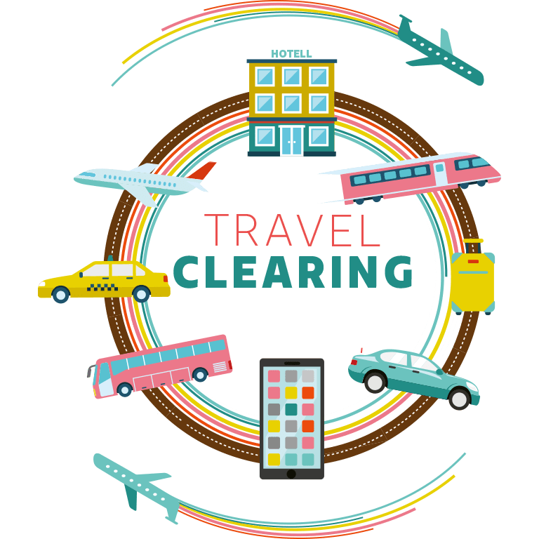 Imagine if everything was as easy as flying  * Travel Clearing!