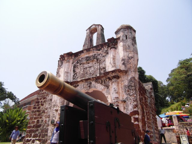 Malacca top 10 Attractions- A Famosa