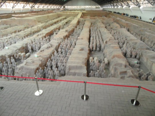 Terracotta Army of Qin Shi Huang