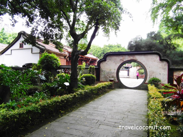Lin Family Mansion And Garden