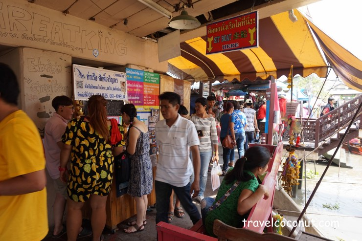 Things To Do At Bangkok Floating Market