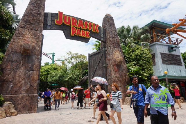Guide To Universal Studios Singapore