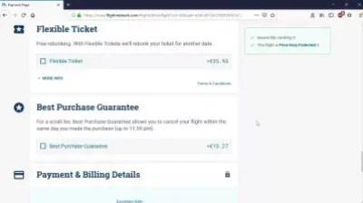 Is Flight Network scam flight booking website? Flightnetwork reviews : Flexible ticket and best purchase guarantee