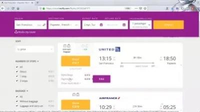 How is flightmojo flight booking? Flights Mojo reviews : Flights Mojo cheap price from San Francisco to Papeete