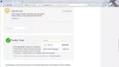GoToGate review: is GoToGate flights booking legit? : GoToGate flexible ticket option