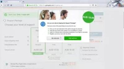 GoToGate review: is GoToGate flights booking legit? : GoToGate scam customer support popup