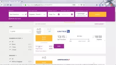 Booking with MyHolidays flights review : MyHolidays cheap flight price found on WhereCanIFLY