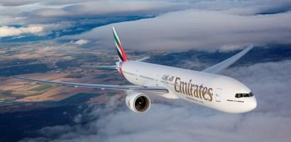 Emirates otwiera trzecie codzienne połączenie do Kapsztadu w RPA