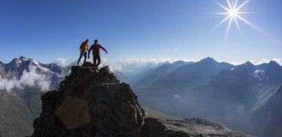 Dolina Ötztal, letni odpoczynek na łonie natury