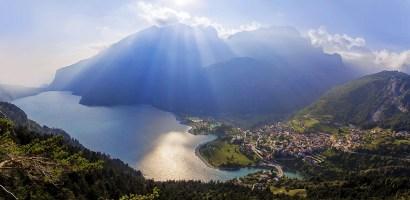 Molveno najpiękniejszym jeziorem we Włoszech
